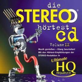 Stereo Hörtest CD Vol. IX (U-HQCD)